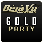 Déjà Vu Showgirls Lexington - Gold Package