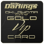 Little Darlings  Oklahoma City - Gold VIP Card