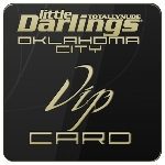 Little Darlings  Oklahoma City - VIP Card