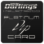 Little Darlings  Kalamazoo - Platinum VIP Card
