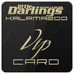 Little Darlings  Kalamazoo - VIP Card