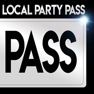 Hustler Club Las Vegas - Local Party Pass